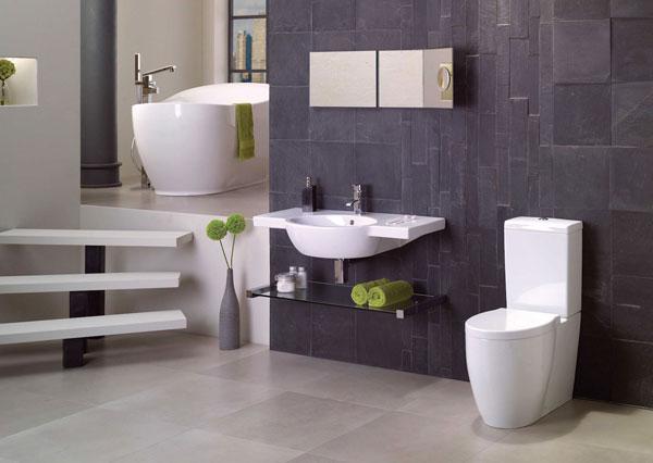 Jaki materiał na ściany w łazience