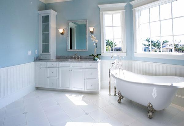 Łazienka malowana