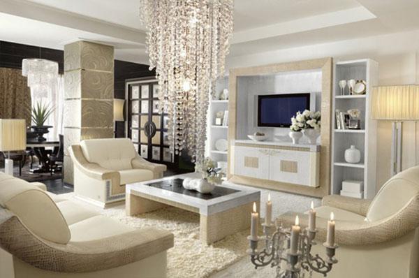 Jak urządzić salon klasyczny