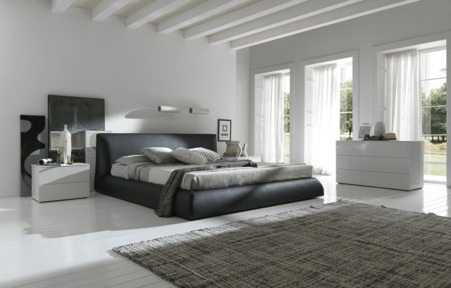 Sypialnia w bieli