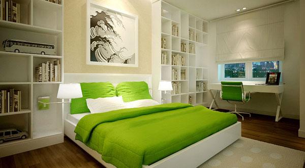 Sypialnia Wedug Feng Shui