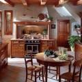 Потрясающие кухни в стиле-кантри.