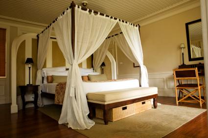 Aranżacja sypialni według feng shui