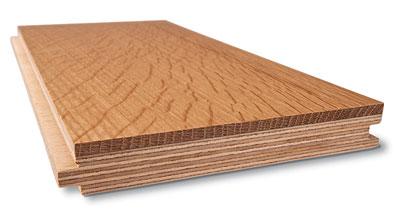Panel podłogowy drewniany