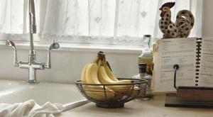 Jak dekorować okno kuchenne