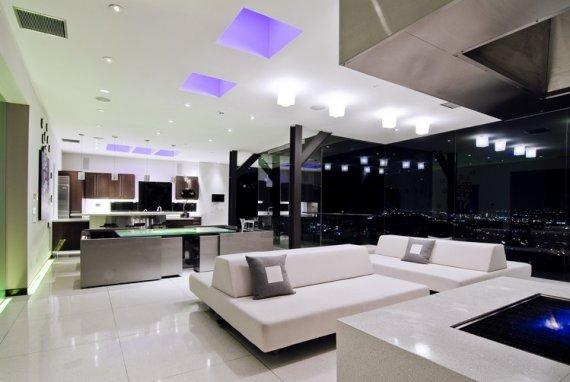 Oświetlenie pomieszczeń