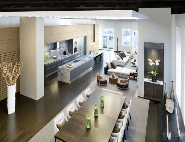 Wielkie mieszkania