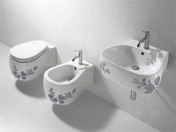 Bidet, sedes, w łazience