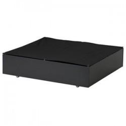 Pomysł ikea na wykożystanie przestrzeni pod łóżkiem