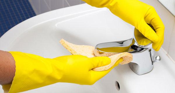 Porady na temat czyszczenia łazienki