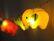 Światło w pokoju dziecięcym