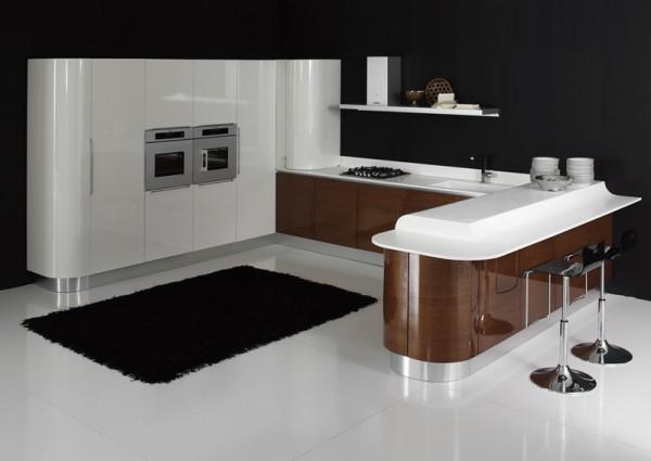 Galeria nowoczesnych mebli kuchennych